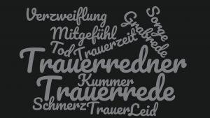 Trauerredner im Rhein-Main-Gebiet